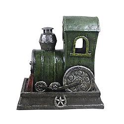 Hi-Line Gift Steam Engine Fountain