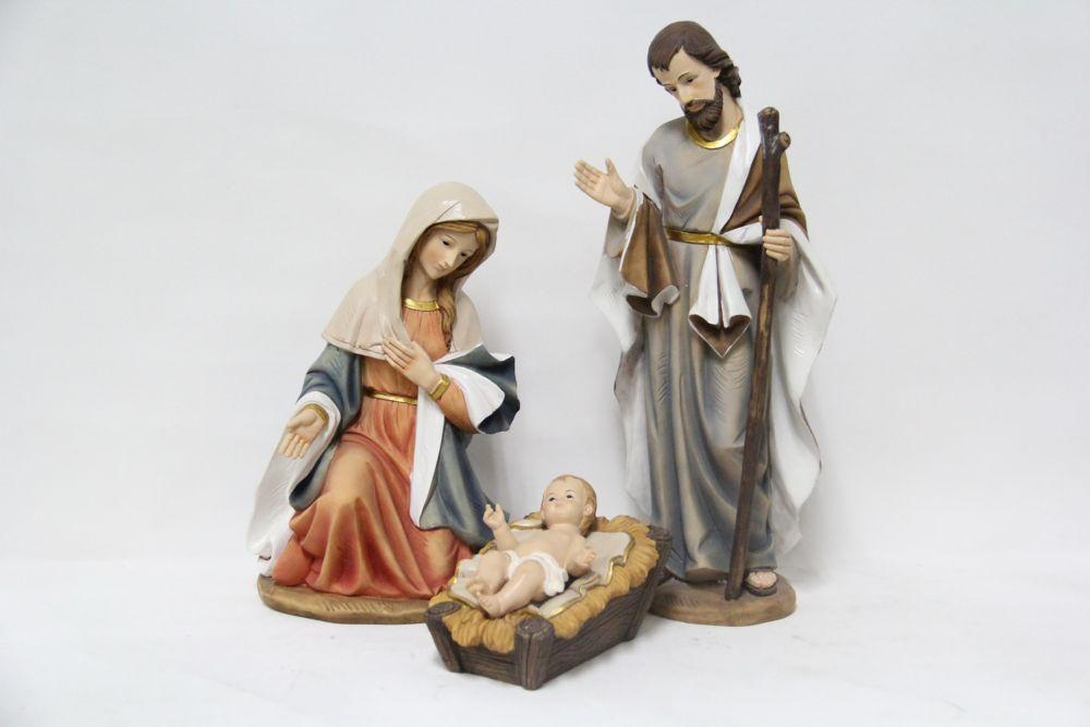 3PCS Nativity Set Statue