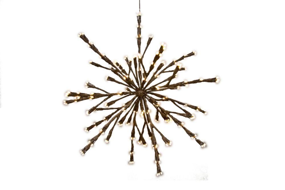 Hi-Line Gift po.Explosion d'étoilespo..  240 lumières DEL.