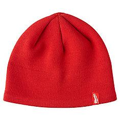Doublé en polaire rouge Bonnet hommes