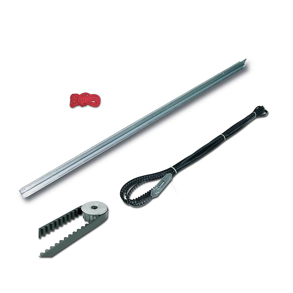 XT-008BB Belt Drive Rail Extension Kit for 8 ft. Garage Door