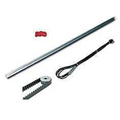 XT-010BB  Belt  Drive Rail Extension Kit for 10 ft. Garage Door