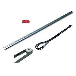 Skylink XT-010BB  Belt  Drive Rail Extension Kit for 10 ft. Garage Door