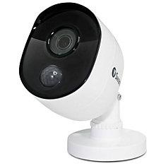 1080p Outdoor True Detect Thermal-Sensing Bullet Security Camera