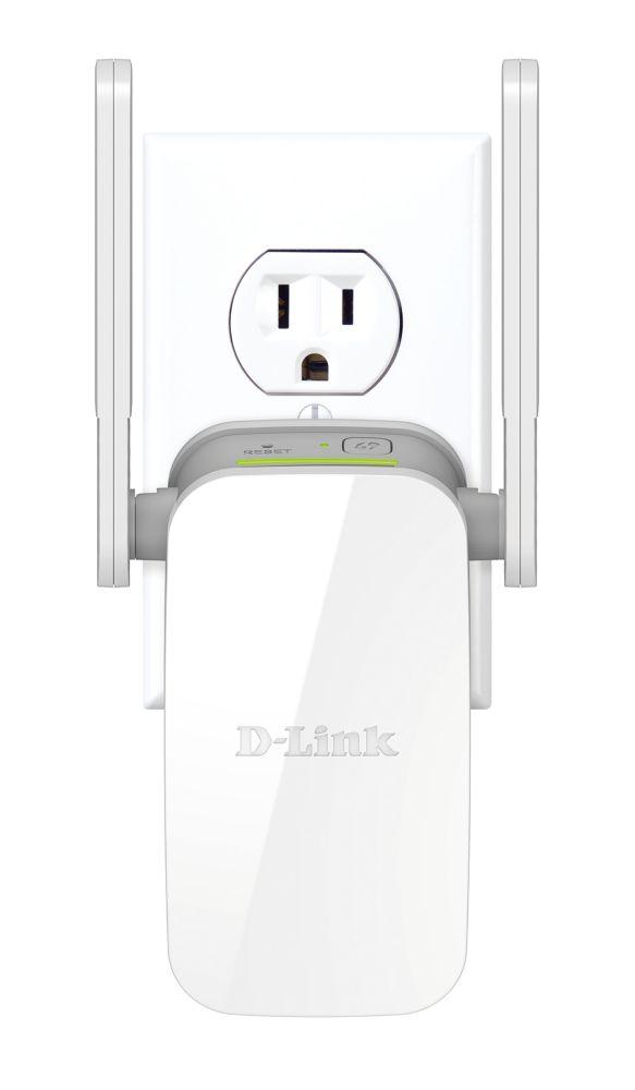 D-Link AC1200 Dual Band Wi-Fi Range Extender