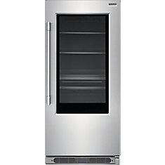 Tout Réfrigérateur 18,6 pi cu - acier inoxydable