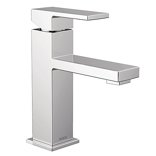 Kyvos - Robinet de salle de bain à 1 poignée - fini chrome