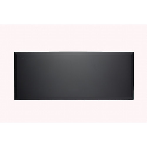 CumulusPro Commercial Grade Anti Fatigue Mat 24-inch x 60-inch x 3/4-inch Black
