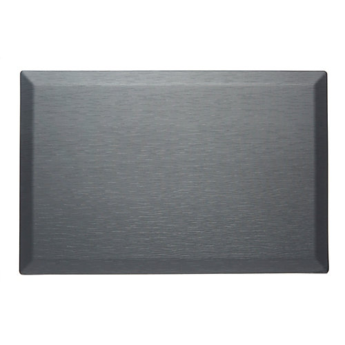 CumulusPro Couture Series Anti Fatigue Mat 24-inch x 36-inch x 3/4-inch Slate Grey