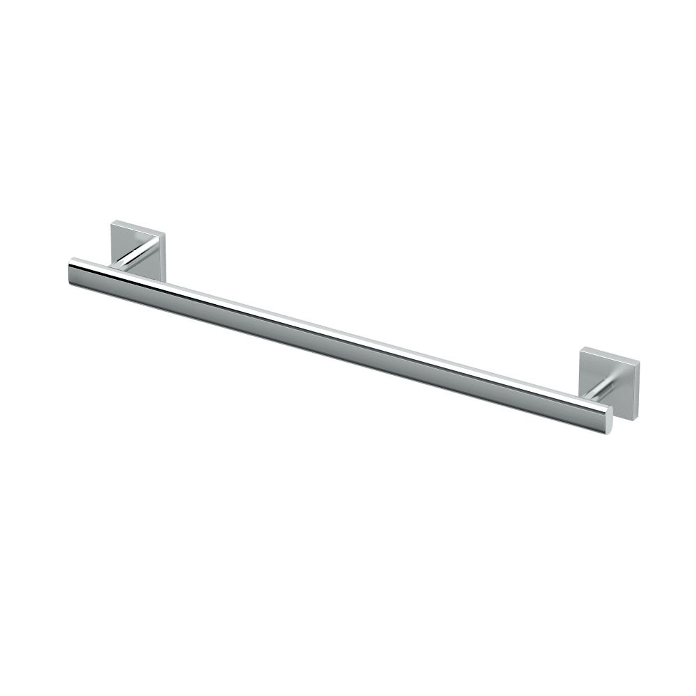 Gatco Elevate 18 inch L Towel Bar Chrome