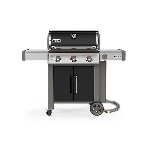 GENESIS II E-315 Natural Gas Grill In Black