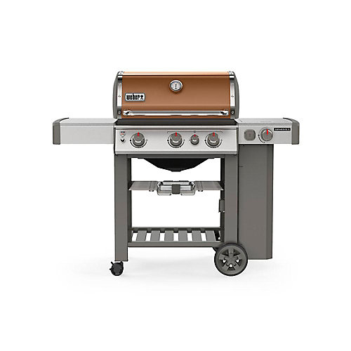 GENESIS II E-330 Gas Grill In Copper