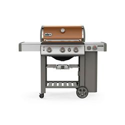 Weber GENESIS II E-330 Gas Grill In Copper