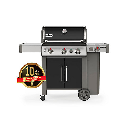 GENESIS II E-335 Gas BBQ in Black