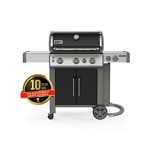 GENESIS II E-335 Natural Gas Grill In Black
