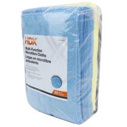 HDX Linges en micfofibre polyvalents 30 paquet