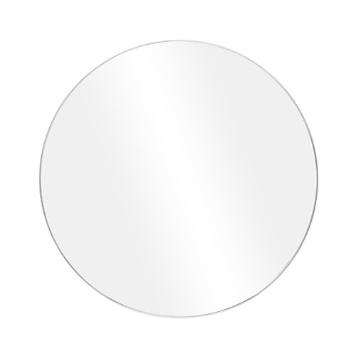 Infinity Chrome Round Mirror