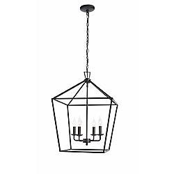 Home Decorators Collection 4-LIGHT PENDANT