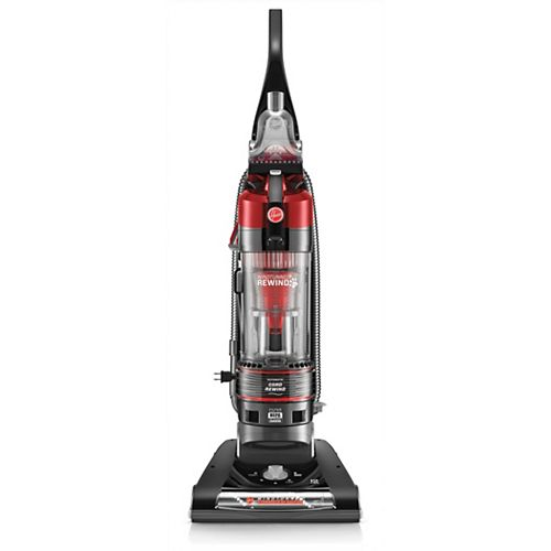Hoover WindTunnel 2 Rewind Pet Bagless Upright Vacuum Cleaner