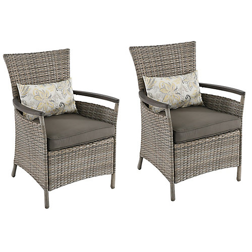 Franklin Estates Patio Dining Chair (Set of 2)