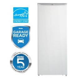 Danby Premiere 8.5 cu. ft. Upright Freezer - ENERGY STAR