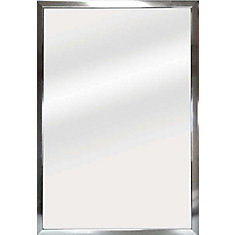 Builders Chrome Miroir Vanite