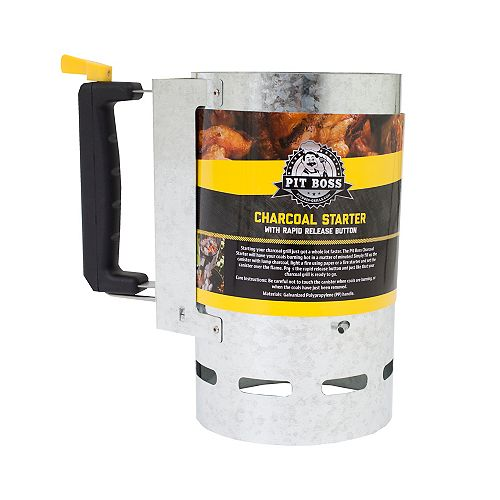 Pit Boss Rapid Release Charcoal Stater