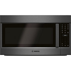 800 Series Over The Range Microwave Black Stainless Steel
