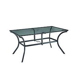 Hampton Bay Table de salle a manger de 1,52 m x 96,5 cm