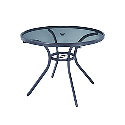 Hampton Bay Mix & Match 42-inch Round Patio Dining Table