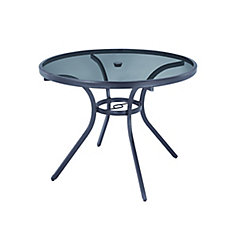 Mix & Match 42-inch Round Patio Dining Table