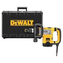 DEWALT Ensemble de marteau de démolition SDS-max, 13,5 A, SHOCKS