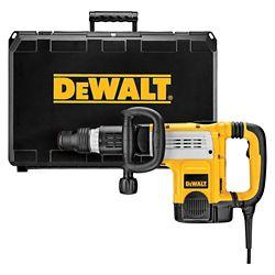 DEWALT 15 Amp 19 lb. SDS-MAX Demolition Hammer with SHOCKS and Case