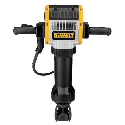 DEWALT 15 Amp Heavy-Duty Pavement Breaker with SHOCKS