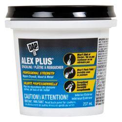 DAP Alex Plus 237mL Professional Strength White Spackling