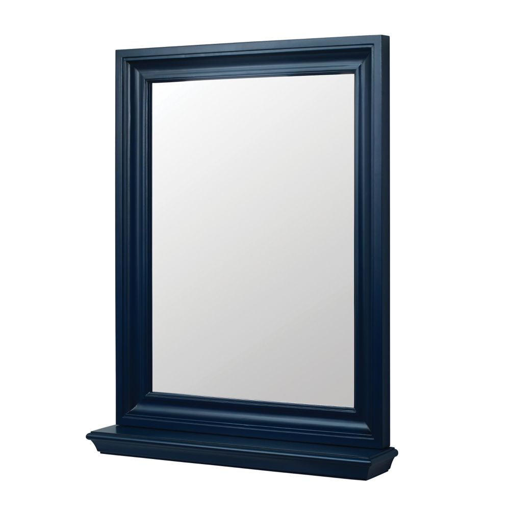 Foremost Cherie 24in Mirror in Royal Blue