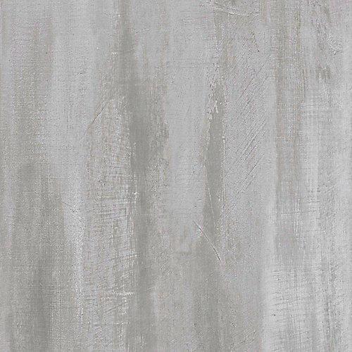 Carreau de revêtement au sol Solid Core, vinyle de luxe, 12po x 23,82po, Banded Opal, 19,8pi2/boîte
