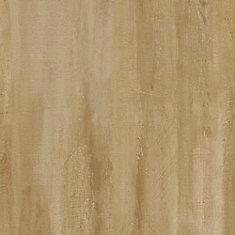 Latte pour plancher Solid Core, vinyle de luxe, 7,5po x 47,6po, Bowers Wood, 24,74 pi2/boîte