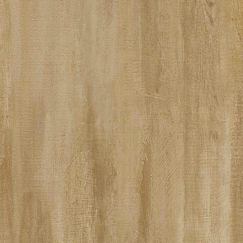 Home Decorators Collection Couvre-plancher de lattes de vinyle de luxe Bois de Bowers de 7,5po x 47,6po (24,74pi2/boîte)