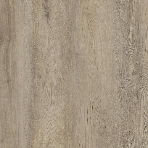 Latte pour plancher, vinyle de luxe, 8,7 po x 47,6 po, Soaring Eagle Wood, 20,06 pi2/boîte