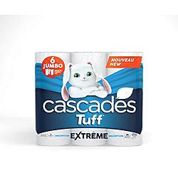 Cascades Tuff Extreme 6 Jumbo roll Paper Towels