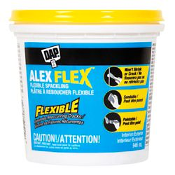 DAP ALEX FLEX 946mL Flexible Spackling