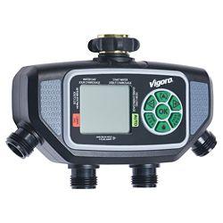Vigoro Advanced 4-Zone Electronic Water Timer