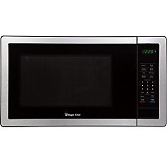 1.1CF Countertop Microwave Stainless