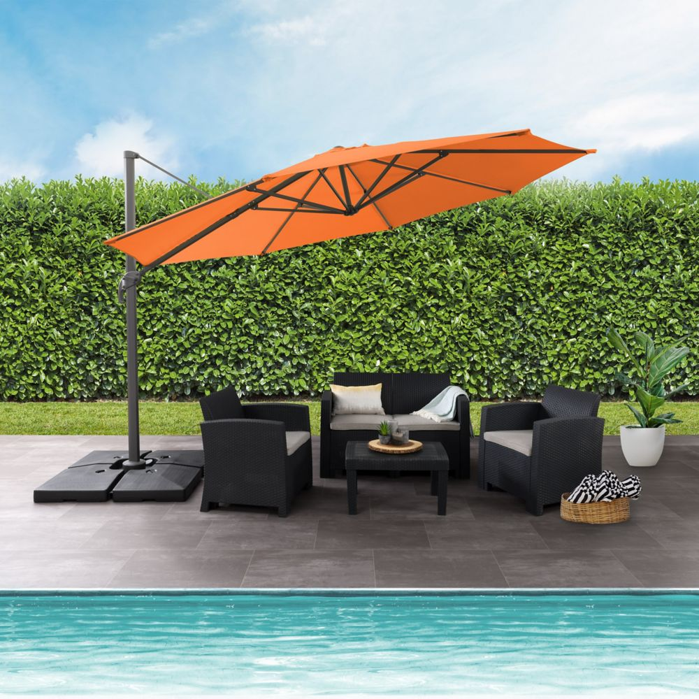 Patio Umbrellas, Umbrella Stands & More