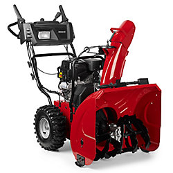 Jonsered 24-inch 208cc 2-Stage Gas Snow Thrower, ST2361EP