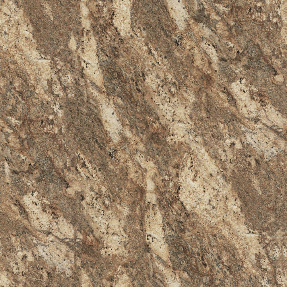 Prix Feuille Stratifié Formica 180fx marron lapidus feuille de stratifié 96 po x 48 po en fini radiance