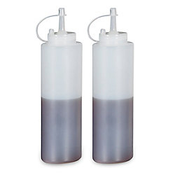 GrillPro Sauce / Condiment Bottles (2-Pack)