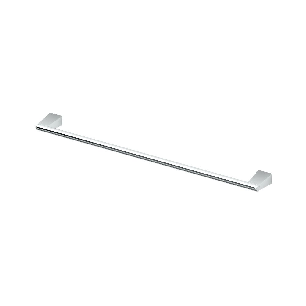 Gatco Bleu 24 inch L Towel Bar Chrome