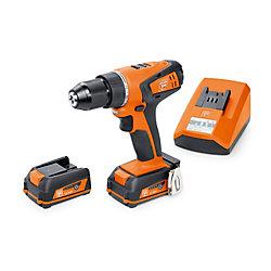 FEIN ABSU12C BASIC SET Cordless Drill Driver 12V 2-speed